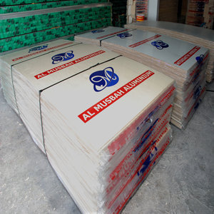 ALUMINIUM FACED M.D.F.(PLY)