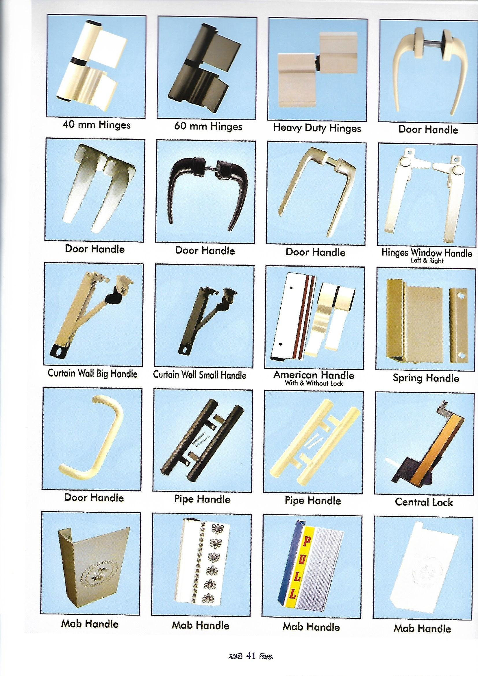 Accessories Page 1
