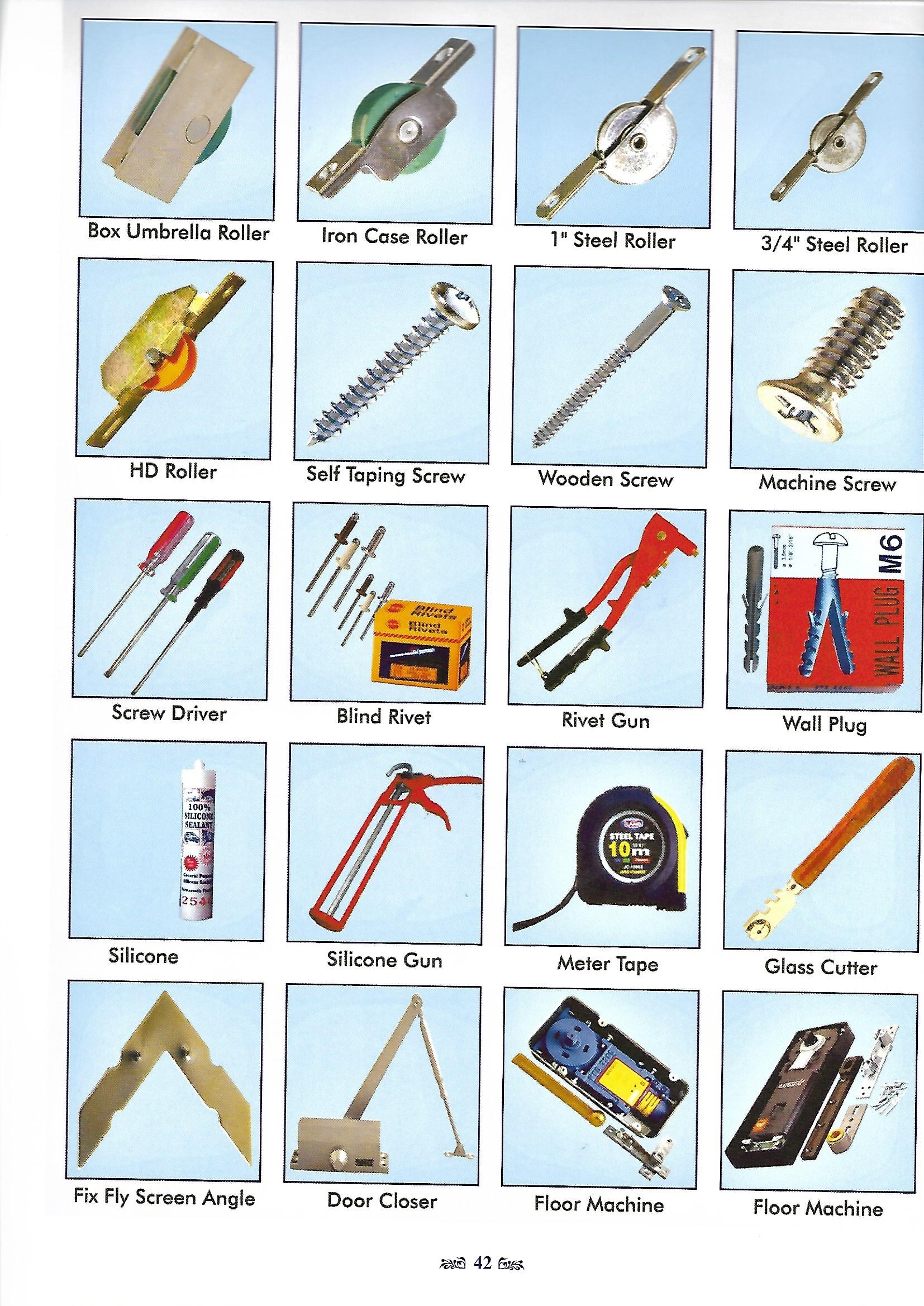 Accessories Page 2